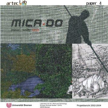 MiCaDo Projektbericht - artecLab - Universität Bremen