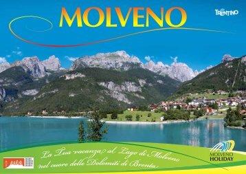Scarica la Brochure - Molveno Holiday