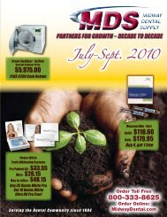 July-Sept. 2010 - Dental Supplies & Dental Products by Midway ...
