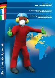 Der Katalog des Arbeitsschutzes Le catalogue de la - Profi ...