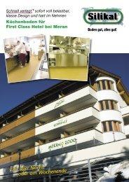 Schnell verlegt, sofort voll belastbar, klasse Design und ... - Hitt GmbH