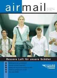 2007 - Bessere Luft für unsere Schüler - Camfil Farr