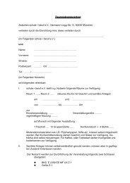 Raumnutzungsvertrag (PDF, ca. 80 KB) - Mira