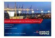 Aktuelle Entwicklungen im Hamburg Tourismus