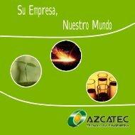 Plantas - AZCATEC