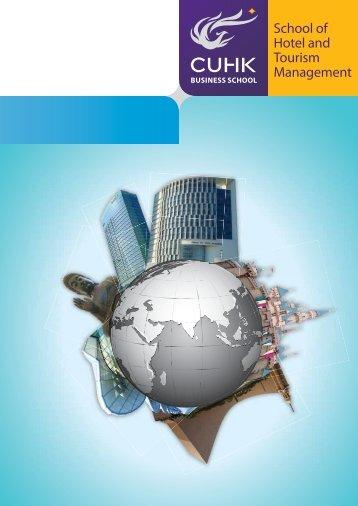 Program Brochure - CUHK Business School - The Chinese ...
