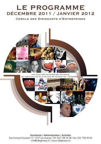 06 13 20 27 - Cercle des Dirigeants d'Entreprises