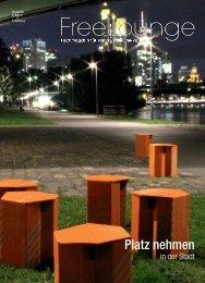 FreeLounge, Ausgabe 4/2010 - Freizeit und Spiel