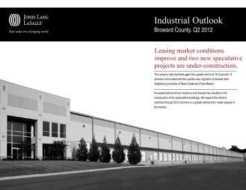 Quarter 2: 2012 - Outlook - Florida - Broward County/Fort