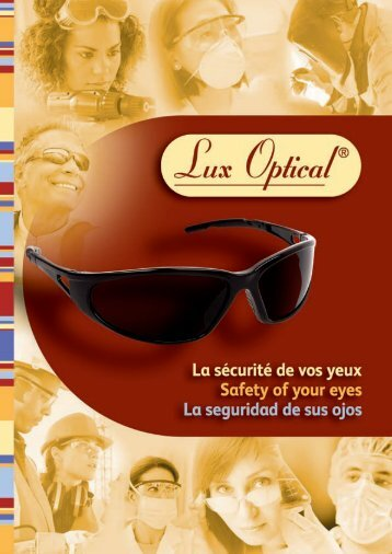 1-LUX-OPTICAL 3 LANGUES-P4-27.qxd - Pro safety