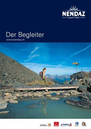 Der Begleiter - Hotel Le Deserteur