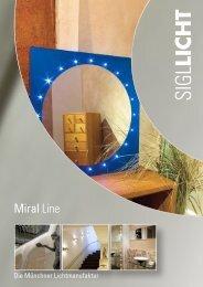 Miral Line Katalog - Sigl Licht GmbH München