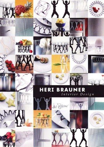 Orbis – Objekte mit Profil - Heri Brauner