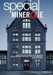 Guide du bon usage de la lumière et du concept Minergie dans le ...