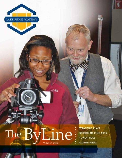 Strategic Plan School of fine artS honor roll - Lake Ridge Academy