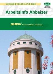 Arbeitsinfo Abbeizer - Conti® Coatings