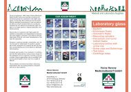 Laboratory glass - Heinz Herenz Medizinalbedarf GmbH