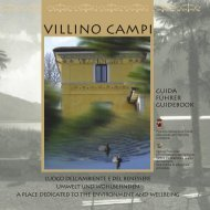 Guida a Villino Campi - Agenzia provinciale per la protezione dell ...