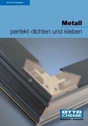 Metall perfekt dichten und kleben - Northe