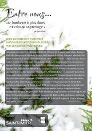 Programme NOE 06 - Centre de Culture et de Loisirs