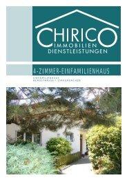 4-ZIMMER-EINFAMILIENHAUS - Chirico Immobilien ...