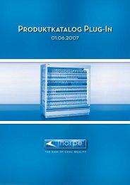 Produktkatalog Plug-In