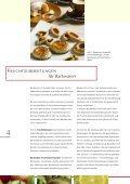 Fruchtzubereitungen für Backwaren - Herbstreith & Fox - Seite 4