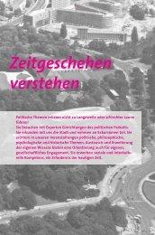 Jahresprogramm 2011/12 - Deutsches Institut für Erwachsenenbildung