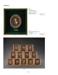 Miniaturen, Objets de Vertu & Varia - Galerie Fischer Auktionen AG
