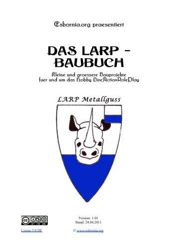 LARP Metallguss - in Esbornia