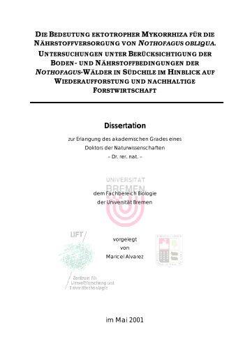 b - E-LIB - Universität Bremen