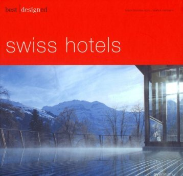 best designed swiss hotels - Central Plaza Hotel