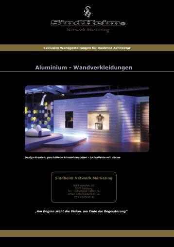 SindHeim© - Exklusive Wandgestaltungen