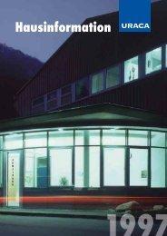 german - URACA GmbH & Co. KG
