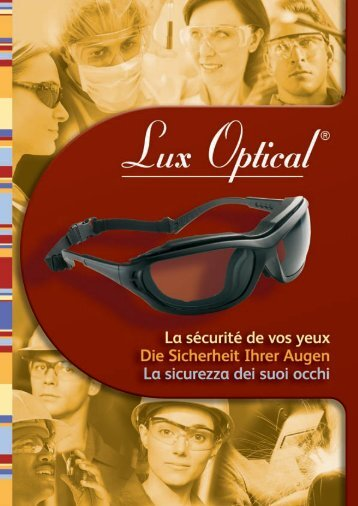 Lux Optical - Gilles Arbeitsschutz