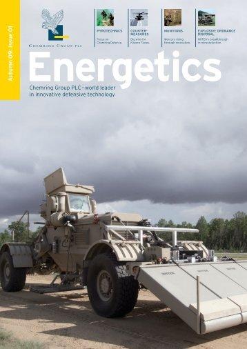 Energetics - Chemring Group PLC