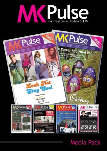 Media Pack - MK Pulse