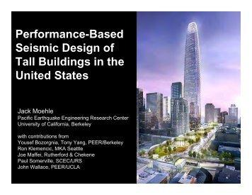 14WCEE presentation - PEER - University of California, Berkeley