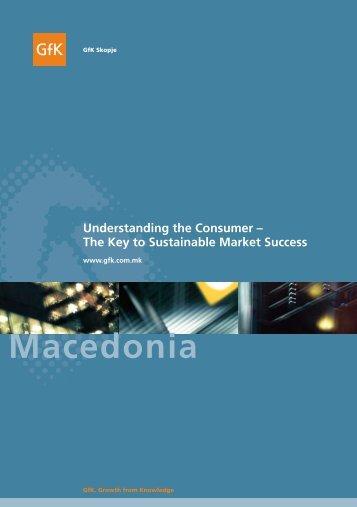 Brochure GfK Skopje