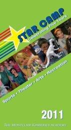 STAR CAMP - Montclair Kimberley Academy