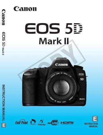 canon eos 10d operators manual cleaning digital cameras rh yumpu com Canon 60D Canon 60D