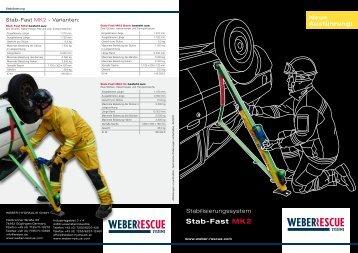Prospekt Stab-Fast MK2 - Weber-Hydraulik GmbH