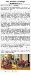 ASB Wohnen und Pflege Lohfelden GmbH