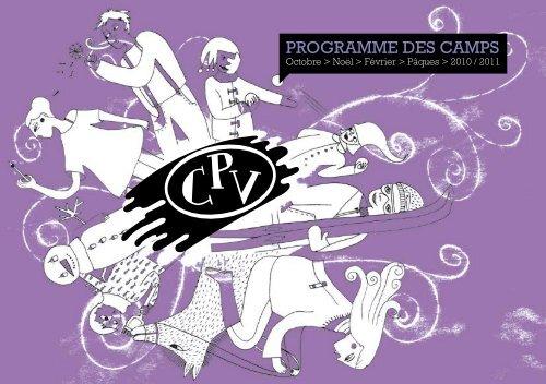 Untitled - Centre Protestant de Vacances (CPV)