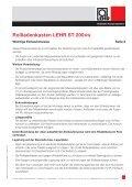 ST 200 RG - LEHR Rollladen-Kastensysteme - Seite 2