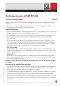 Rollladenkasten LEHR ST 200 - LEHR Rollladen-Kastensysteme - Seite 2