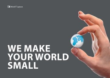 We make your world small - Global Mmk