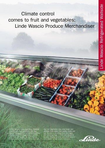 Linde Wascio Produce Merchandiser