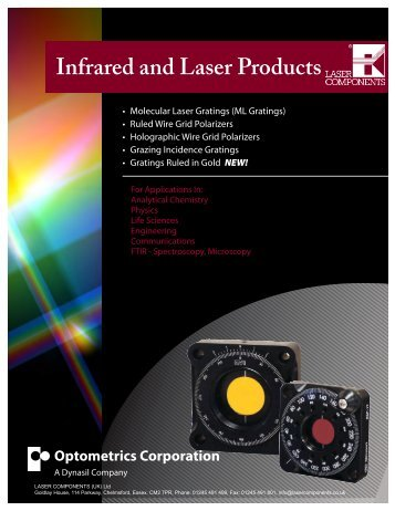 Laser Lancaster And Hess Tests Richmond Products