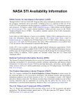 NASA Scientific and Technical Aerospace Reports - The University ... - Page 4